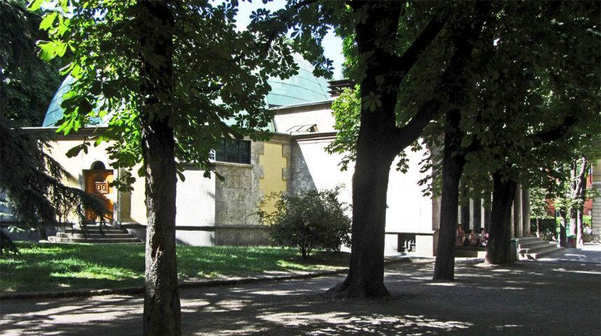 Visite di architettura catalogo visite - Parco di porta venezia ...